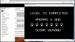 Eliminator [Americomp] (Commodore 64 Emulated) by Deteacher