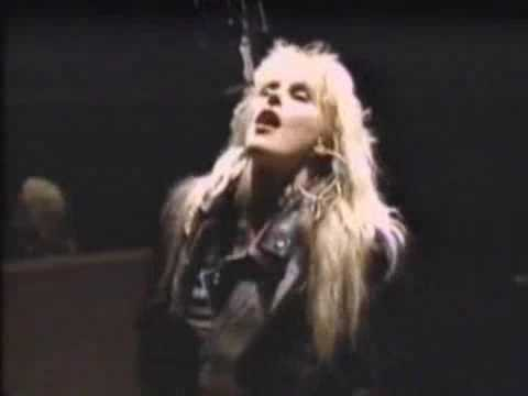 Lita Ford - Close My Eyes Forever lyrics