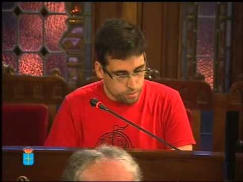 Intervención de Asturies ConBici en la comisión del anteproyecto de Ley de transportes y movilidad sostenible del Principado de Asturias de la Junta General del Principado de Asturias