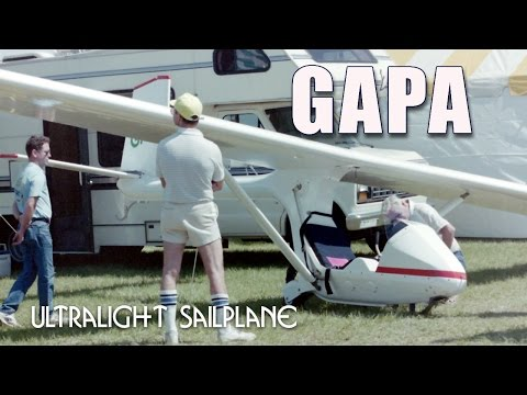 ultralight sailplane - http://www.sportaviationmagazine.com – The PW-2 Gapa was designed at the Warsaw University of Technology and is the last in a series of primary trainers they designed there before moving...