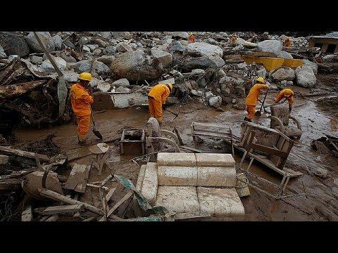 Κολομβία: Εκατοντάδες νεκροί και αγνοούμενοι από κατολίσθηση λάσπης