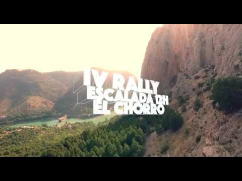 IV Rally escalada 12 h en El Chorro (Álora)