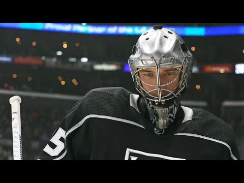 Video: Kings surprise with trade of goaltender Kuemper to Coyotes