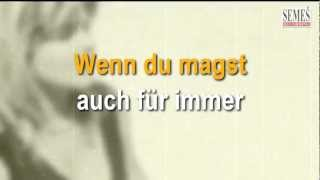 Wenn Du Willst Bleib Ich - 50er Version (Karaoke)