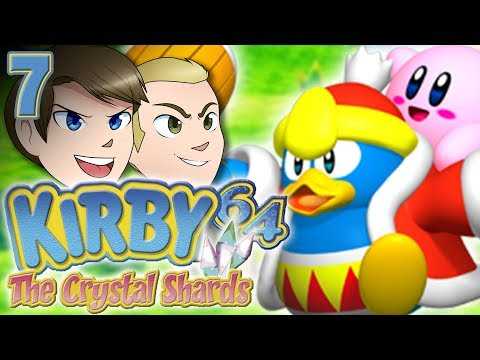 Kirby 64: The Crystal Shards: Super Secret Boss - FINALE - Friends Without Benefits (видео)