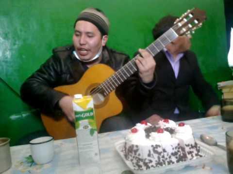Горловое пение под гитару