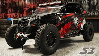 "8. ""The Costa Rica Build"" Can-Am Maverick X3 X ds 