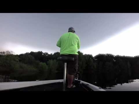 Carrot Stix Bass fishing with Chad Clark_Horg�szat vide�k