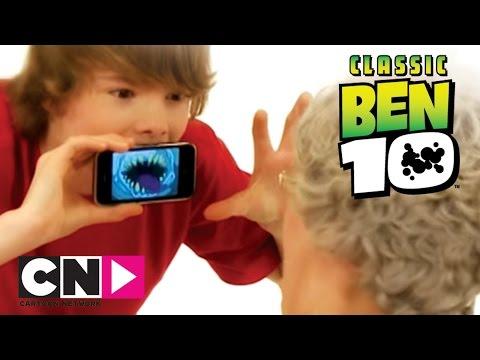 Ben 10 MouthOff iPhone app | Cartoon Network