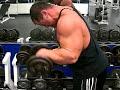 Forearm Training Kpipe Curls 35x20 Reps