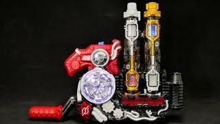 このサムネが作りたくてもう一本買っちゃったw 仮面ライダービルド DXフルフルラビットタンクボトル&ハザードトリガーセット Kamen Rider Build