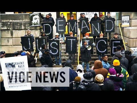 racial - Subscribe to VICE News here: http://bit.ly/Subscribe-to-VICE-News On December 14, 2012, a young black high school student named Corey Stingley was aggressive...