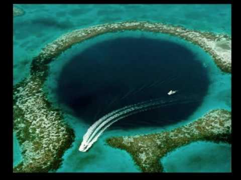 la spaventosa verità sui buchi più grandi della terra
