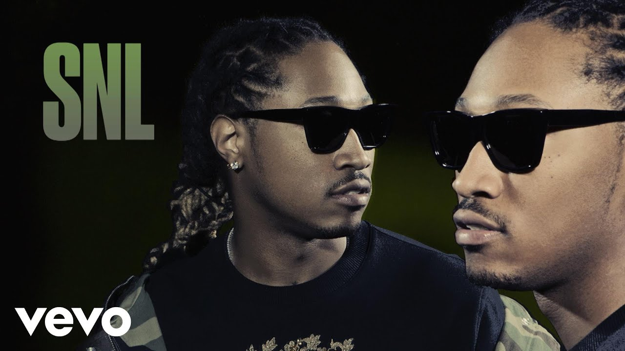 Future Performs 'Low Life' & 'March Madness' on SNL (Video)