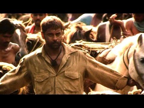 Siva Putrudu Movie || Vikram Action Scene at Police Station || Vikram, Surya, Laila