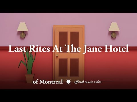 Last Rites at the Jane Hotel