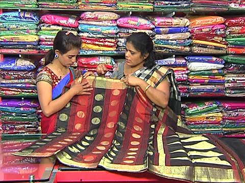 Different Types of Pattu & Fancy Sarees Collection