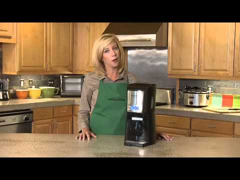 Hamilton Beach BrewStation Summit 12 Cup Coffee Maker…