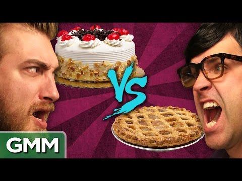 Cake vs. Pie: Debate-o-Rama