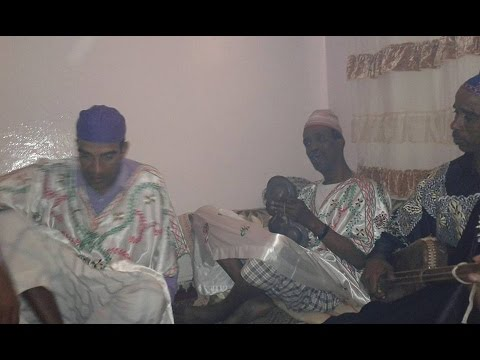 Lila 2017 Brahim Hamam & Màalam Abdelkbir Marchan -'_ Hamouda _-' & Gnawa Oulad Bambra