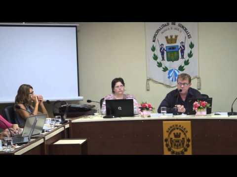 sr. Osvaldo Somaglia como Secretario de la Presidencia