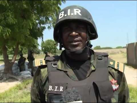 CONTAINING BOKO HARAM ON FOTOKOL BORDER