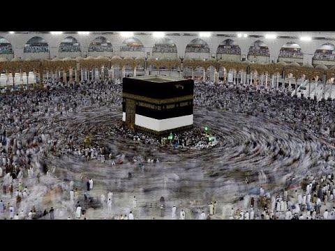 Ξεκινά το μεγάλο προσκύνημα των πιστών στη Μέκκα