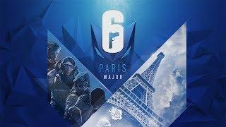 Rainbow Six - Six Major Paris - livestream - day 1 - Stream A