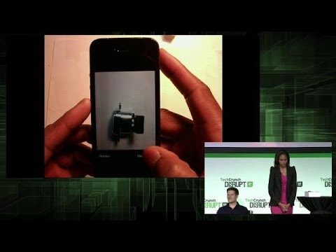 PartPic Helps You Find Replacement Parts Instantly | Disrupt SF 2014