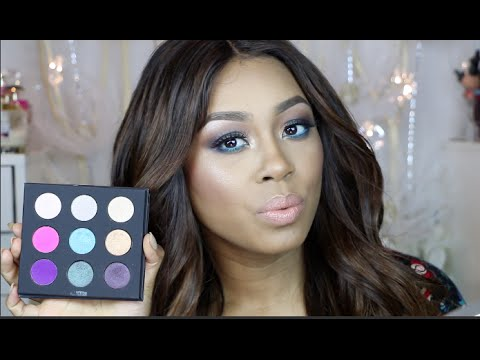 MAKE UP FOR EVER ARTIST PALETTE #2| Review & Demo