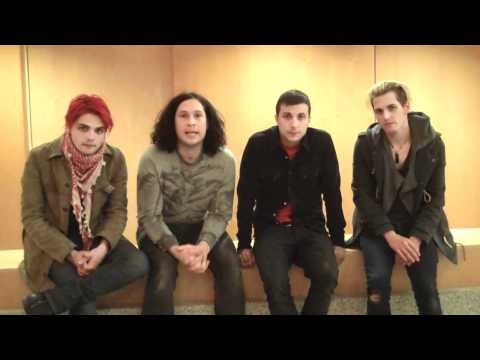 Singit for japan, my chemical romance sigue ayudando a japon ayudales a ayudar