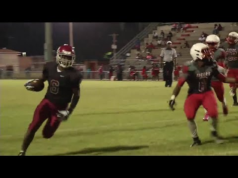 Game of the Week: Raines crushes Andrew Jackson 78-0