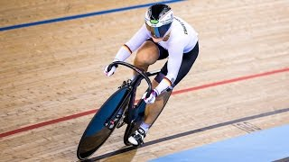 Nonton Kristina Vogel Chasing The Rainbow Stripes At The 2016 Uci Track World Championships Film Subtitle Indonesia Streaming Movie Download