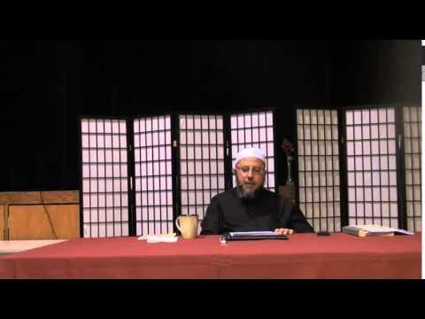 شرح معارج القبول شرح سلم الوصول للحكمي-٣