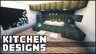 Minecraft - Kitchen Designs&Ideas
