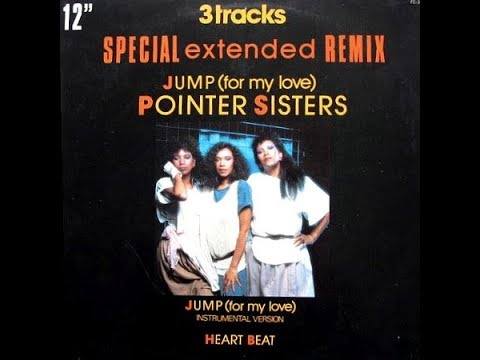 Pointer Sisters - Jump For My Love (Kisses In The Night Re Edit)