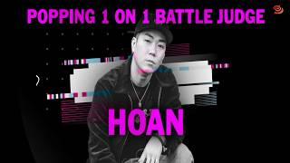 Hoan, Hugo, Sweepy – BBIC KOREA WORLD FINALS 2019 Popping Judge Demo