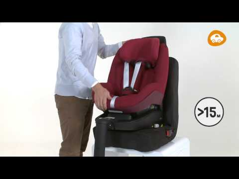 MAXI-COSI 2Way Fix Isofix Base Video