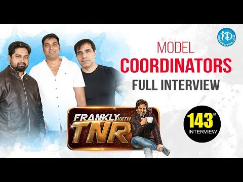Model Co-ordinators Exclusive Interview - Frankly With Tnr #149 || Talking Movies With Idream