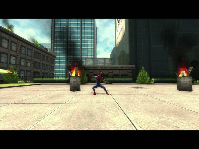 Gameloft's Amazing Spider-Man HD E3 Trailer