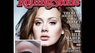 Adele Inspired Makeup Tutorial : Cover of Rolling Stone
