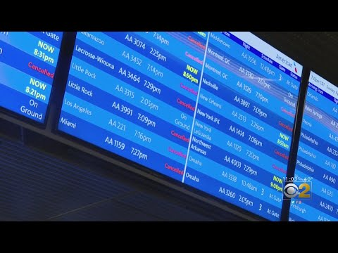 Airlines Playing Catch-Up After April Snowstorm Grounds Flights