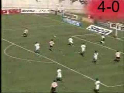 Histórica Goleada: Estudiantes 7 - 0 Gimnasia