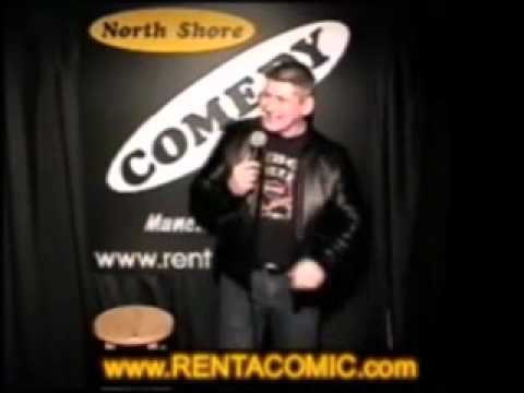 Comedy Fundraisers - Larry Norton Comedian