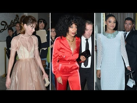 Michelle Monaghan, Tracee Ellis Ross, And Kiersey Clemons Turning Heads At Image Maker Awards