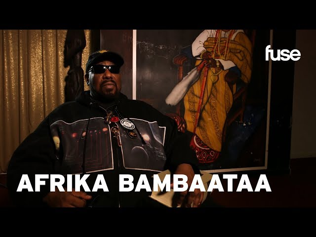 Afrika Bambaataa's Vinyl Collection - Crate Diggers