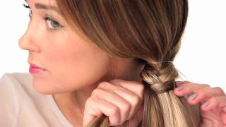 THE FISHTAIL BRAID - thebeautydepartment.com
