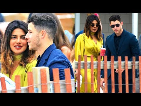 Priyanka Chopra And Nick Jonas Are In Relationship | Priyanka Attends Nick Cousin Wedding Ceremony