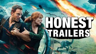 Video Honest Trailers - Jurassic World: Fallen Kingdom MP3, 3GP, MP4, WEBM, AVI, FLV Februari 2019