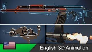 Video AK-47 - How this rifle works! (Animation) MP3, 3GP, MP4, WEBM, AVI, FLV Juli 2019